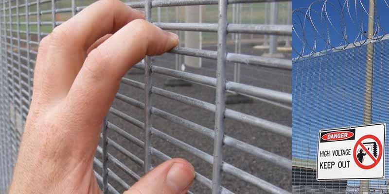 Lidos Fencing - mesh fencing